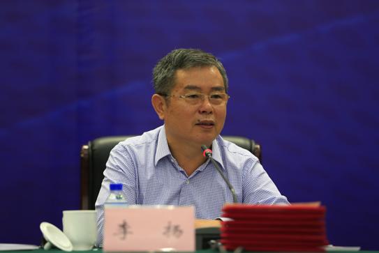 李扬· 皮书年会20年致敬人物