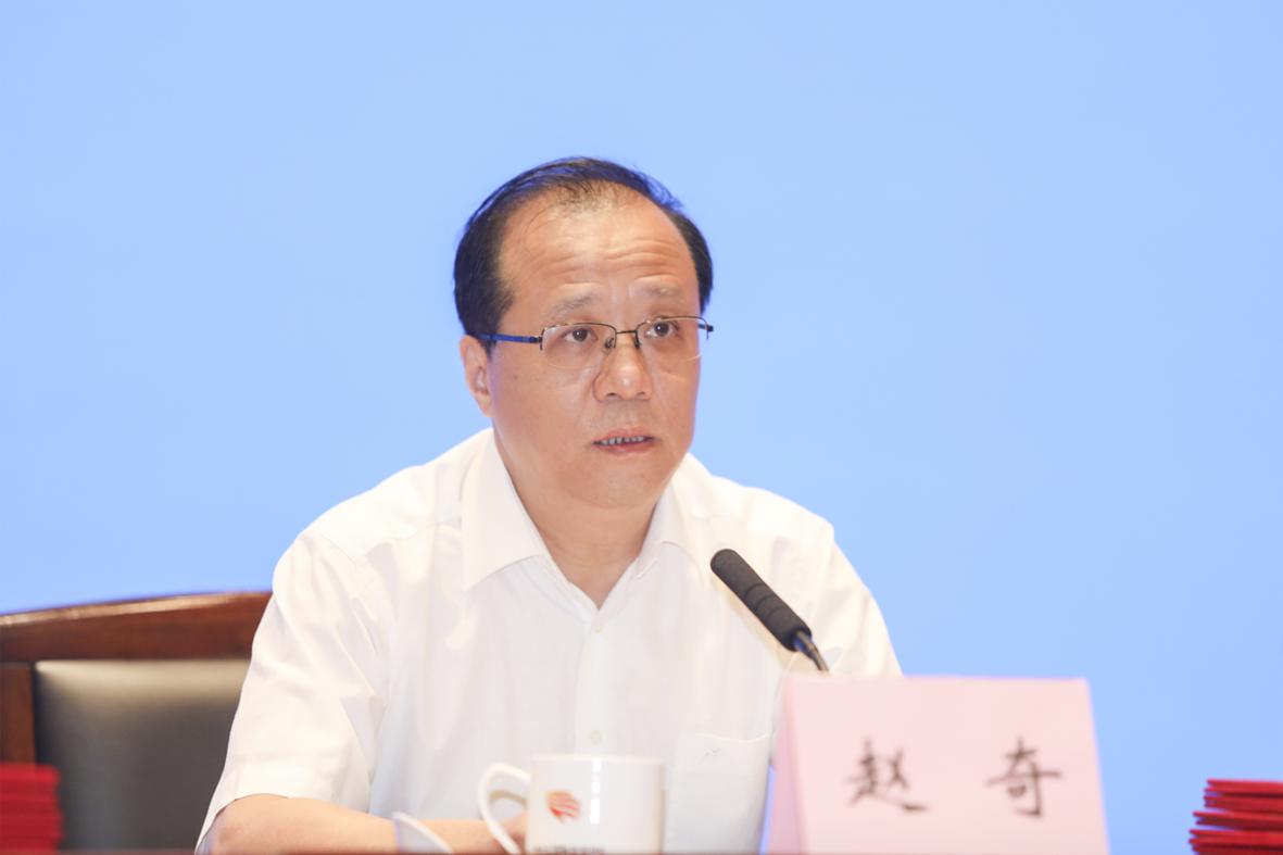 中国社会科学院秘书长、党组成员赵奇在第二十二次全国皮书年会(2021)上的讲话