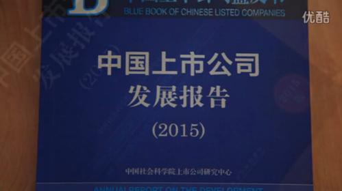 中国上市公司蓝皮书