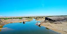 河西走廊水资源短缺——生态环境恶化分析