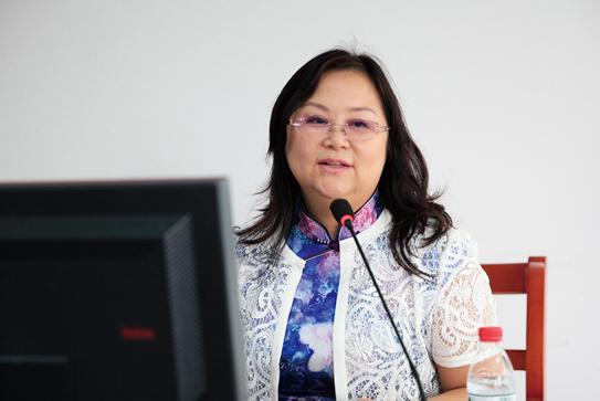 王爱丽 · 皮书专业化二十年致敬20人