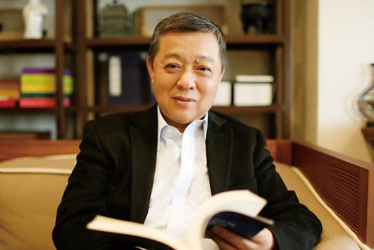 谢寿光 · 皮书专业化二十年致敬20人
