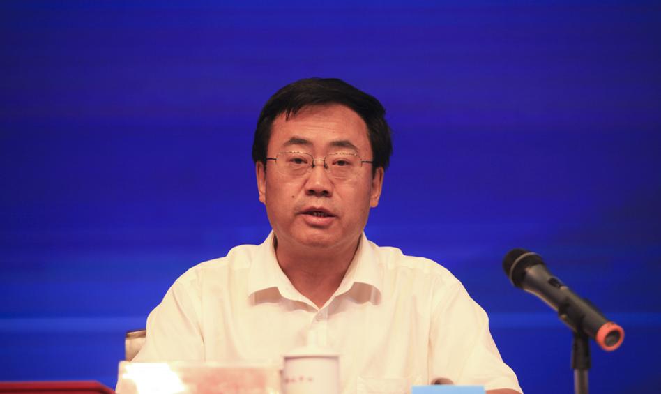 青海省社会科学院院长陈玮致辞