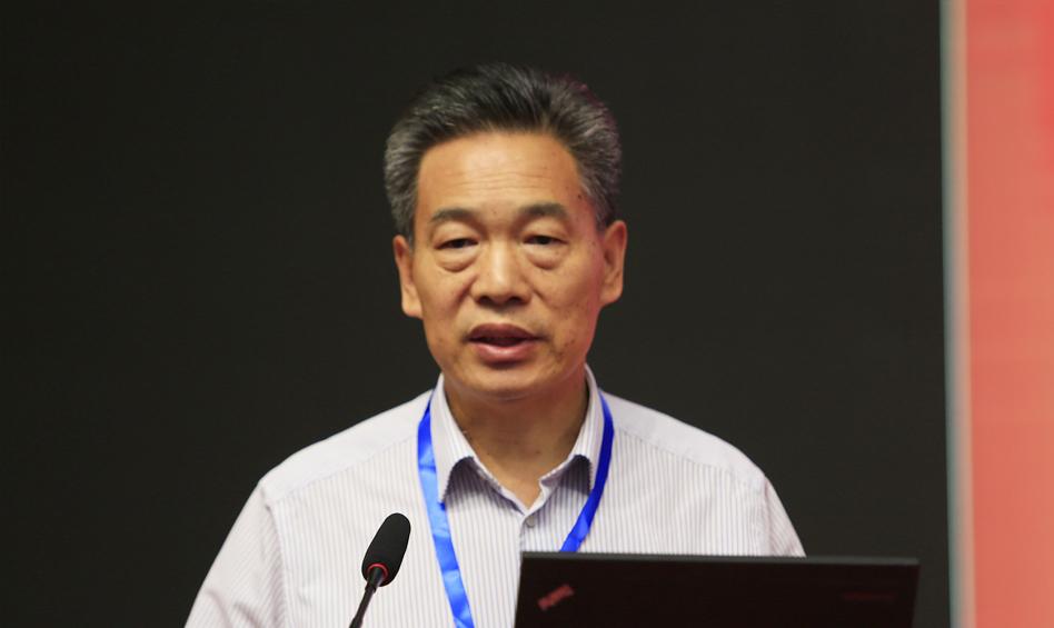 河南省社会科学院院长张占仓作主题演讲
