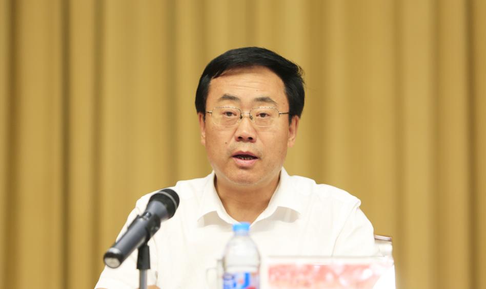 青海省社会科学院院长陈玮闭幕式发言