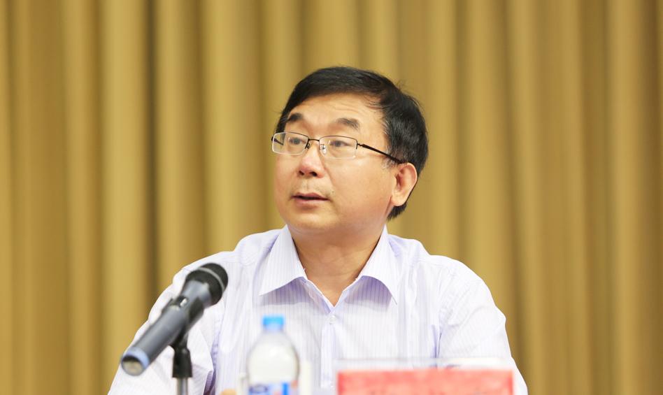 山东社会科学院院长张述存代表第十九次全国皮书年会承办方发言