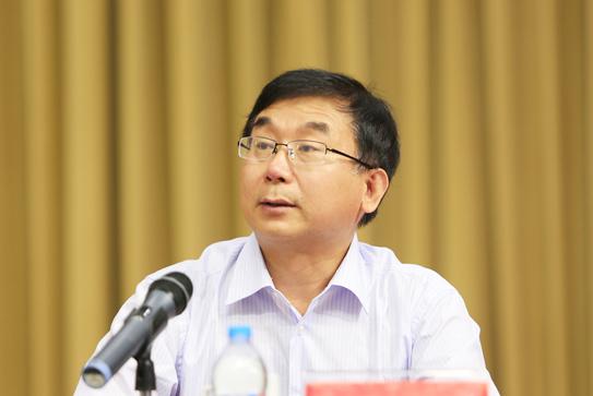 山东社会科学院院长张述存在第十八次全国皮书年会闭幕式上的发言
