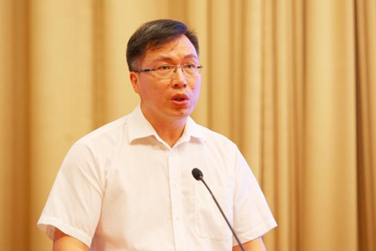 国家新闻出版署出版管理司副司长许正明在第十九次全国皮书年会开幕式上的讲话