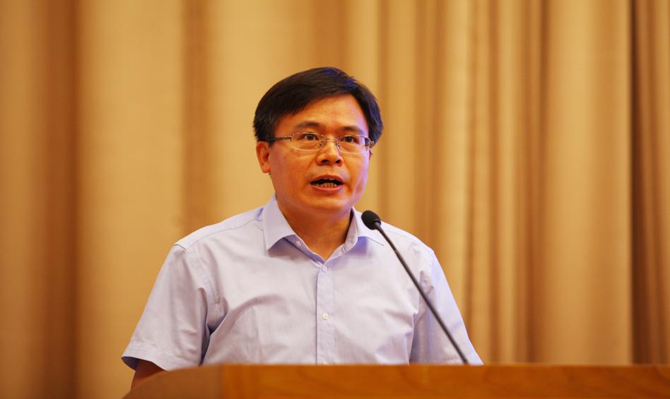 全国哲学社会科学规划办基金处处长陈俊乾讲话
