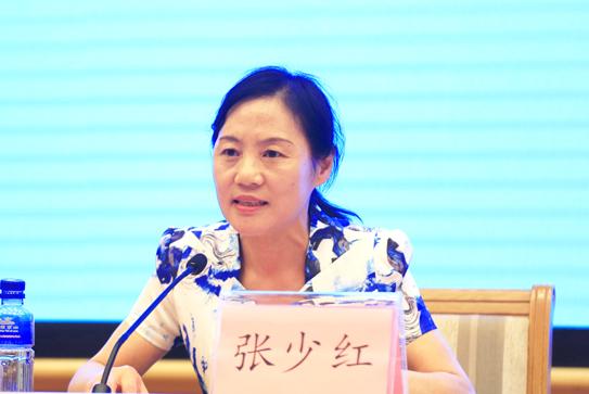 山东社会科学院副院长张少红在第十九次全国皮书年会闭幕式上的发言