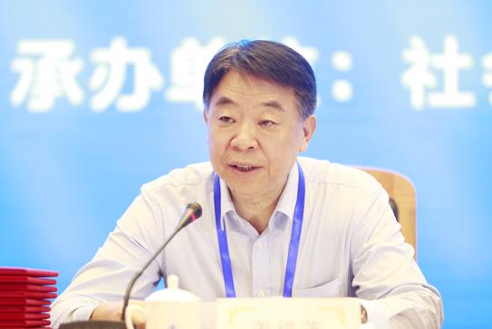 全国哲学社会科学工作办公室主任姜培茂在第二十次全国皮书年会上的讲话