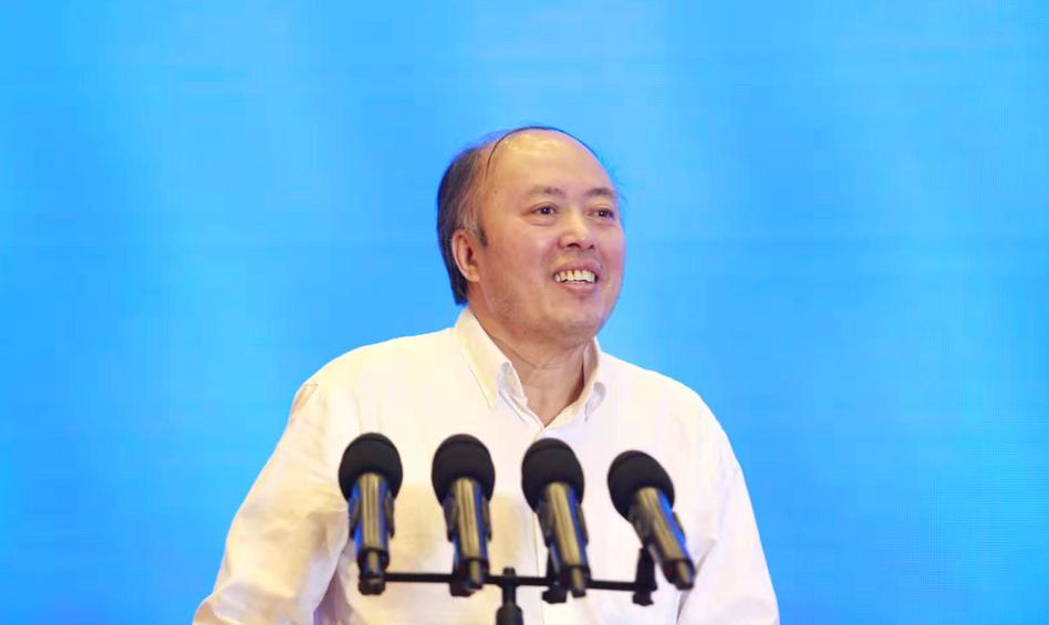 中国社会科学院社会学研究所所长陈光金作主题演讲