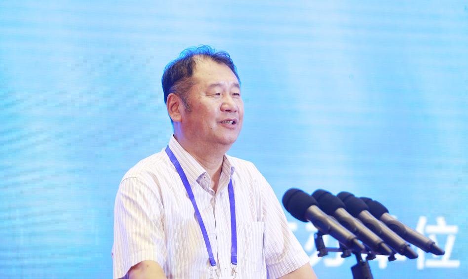江西省社会科学院原院长汪玉奇作主题演讲