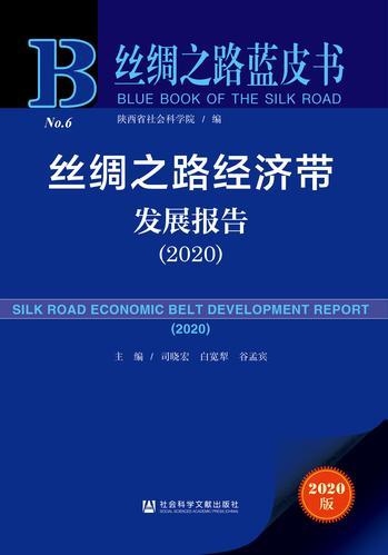 丝绸之路经济带发展报告