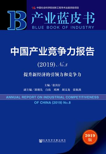 中国产业竞争力报告
