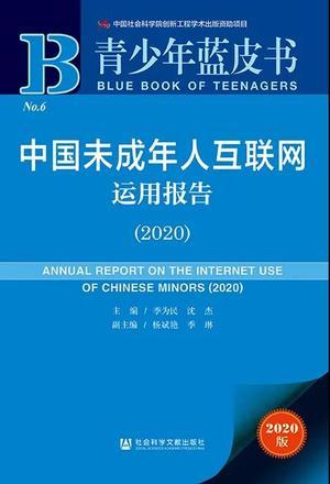 青少年蓝皮书